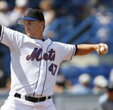 New York Mets pitcher