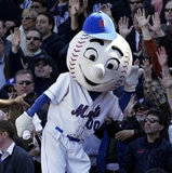 New York Mets Mascot